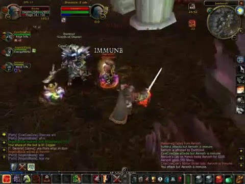 World of Warcraft Closed Beta 2004