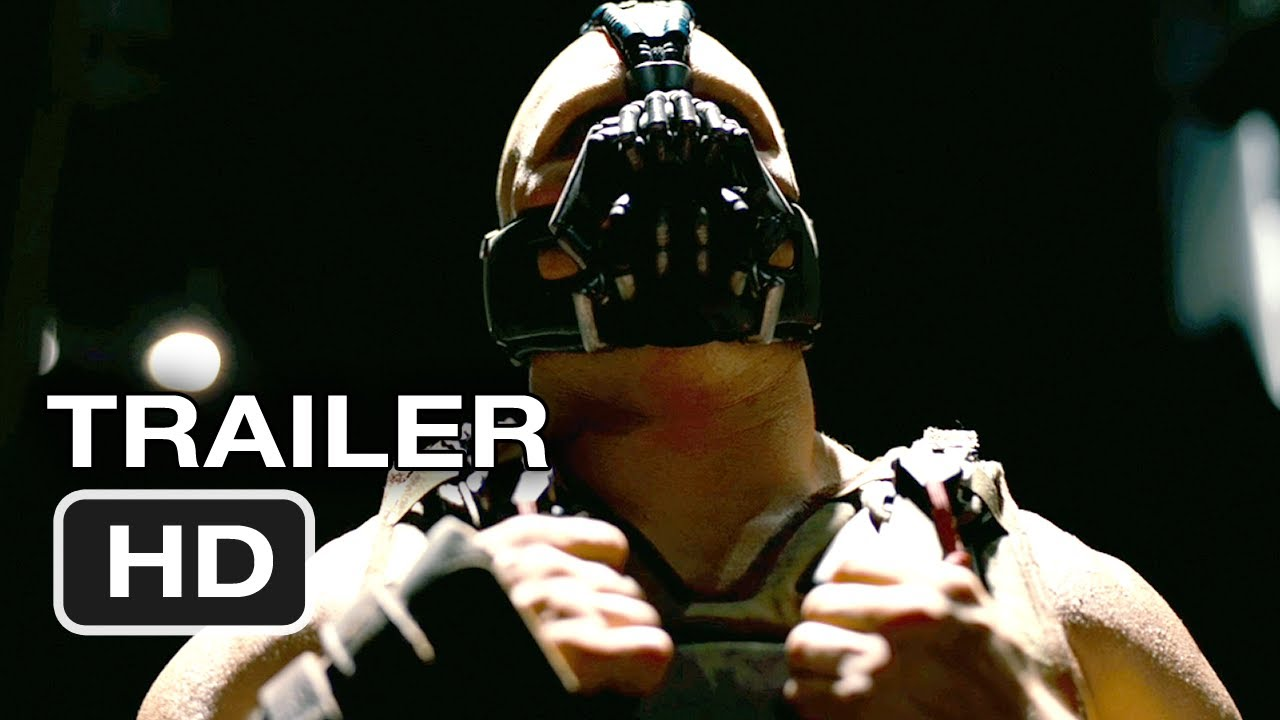 Movie Trailer #2:  The Dark Knight Rises (2012)