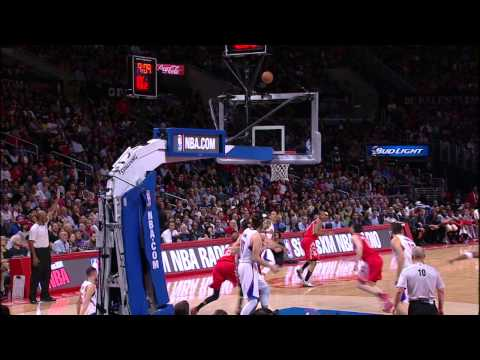 Video: Top 10 NBA Assists of the Month: February 2015