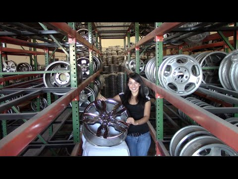Factory Original Ford Edge Rims & OEM Ford Edge Wheels – OriginalWheel.com