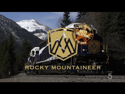 Rocky Mountaineer - Best Vacations.mov (видео)