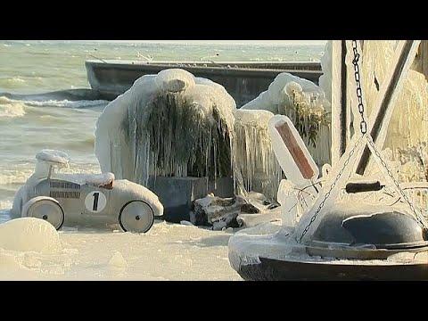 Märchenhafte Eislandschaften - So schön kann Kälte se ...