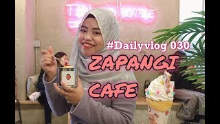 #DailyVlog 030: VISIT TO ZAPANGI CAFE, SEOUL