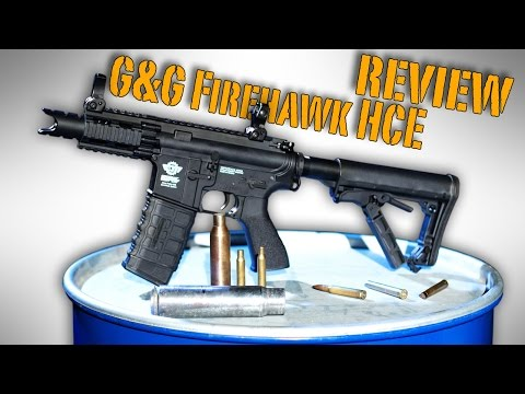 FIREHAWK HIGH CYCLE G&G | REVIEW | SCHUSSTEST