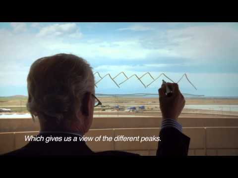Still image from Curtis Fentress: Denver International Airport
