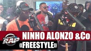 Freestyle Ninho, Alonzo, Sizka, TDM, GGK #PlanèteRap