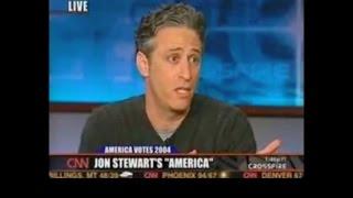 Jon Stewart (a God of War) rhymes with 2004