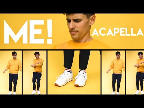 ACAPELLA - Taylor Swift - ME! (feat. Brendon Urie Of Panic! At The Disco)