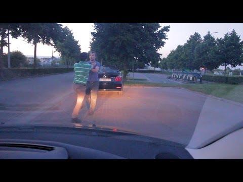 讓百萬人吃驚的行車糾紛影片,最後的結局竟是...