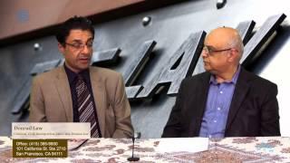 Interview with Sean Donrad Part 1 Payamjavan TV