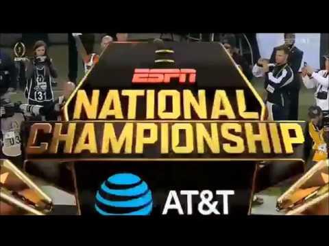Deshaun Watson's Highlights vs Alabama 2017 National Title Game (463 yards and 4 TD's) (видео)