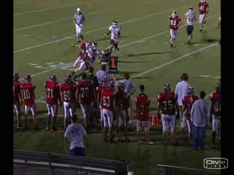 Unbelievable Football Player Gets Hurdled Amazing Video Very Funny