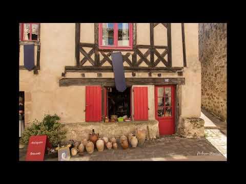 Parthenay, la petite Carcassonne de l'Ouest