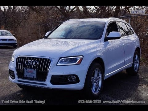 2013 Audi Q5 2.0T Quattro Vehicle Overview