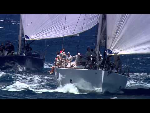Wally Indio Loro Piana Superyacht Regatta 2011 Porto Cervo