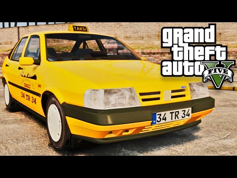 GTA V – O Taxista – Professor de Golf