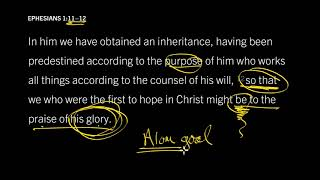 Video To the Glory of God Alone // The Book that Sparked Reformation MP3, 3GP, MP4, WEBM, AVI, FLV Maret 2019