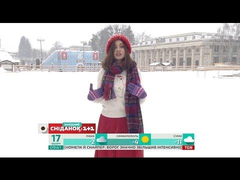 Вчимося кататися на ковзанах - Зима на ВДНГ
