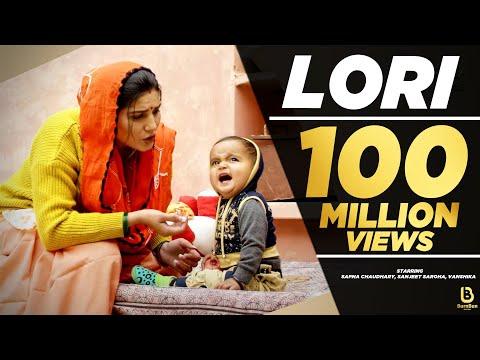 Sapna Choudhary : Lori | Simran Bumrah | Sanjeet Saroha | New Haryanvi Songs Haryanavi 2021