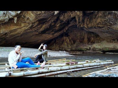 ล่องแพถ้ำลอด  อ.ปางมะผ้า จ.แม่ฮ่องสอน (видео)