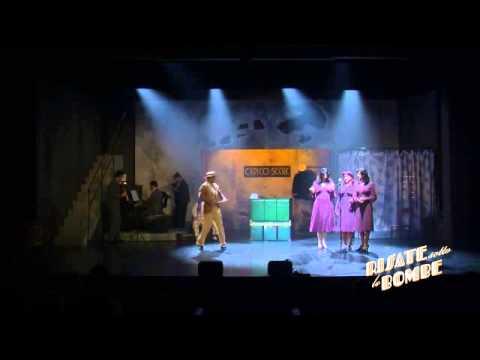 """A Teatro """"Risate sotto le bombe"""""""