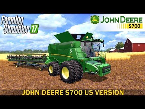 John Deere S700 US v1.0.0.0