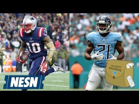 Video: Patriots Mailbag: Malcolm Butler Vs. Josh Gordon, Pats Running Backs