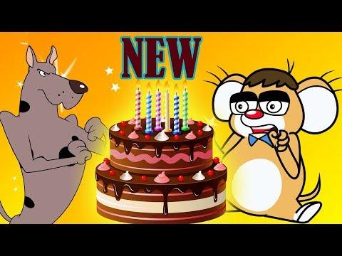 Rat-A-Tat |'Birthday Party New Episodes Cartoons for Children'| Chotoonz Kids Funny Cartoon Videos