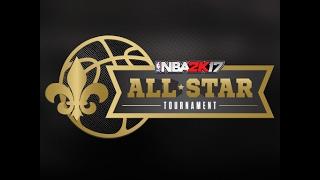 NBA 2K17 All-Star Tournament Championship Livestream