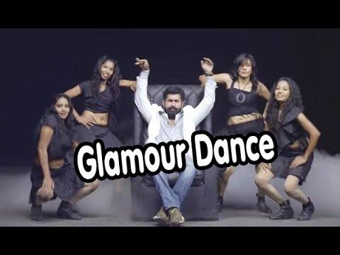 Vijay Antony Glamour Dance With Models   Song   Pichaikaran Movie - entertamil.com