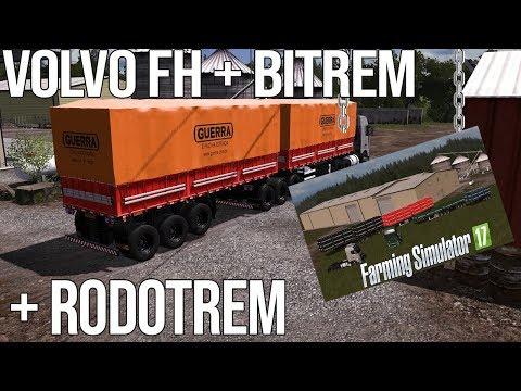 BITREM 9 EIXOS + RODOTREM v1.0