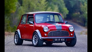 The 500HP, RWD Luxury Mini with Power-To-Weight of a Veyron - One Take by The Smoking Tire