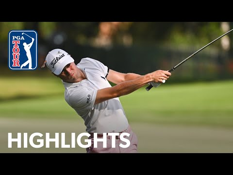 All the best shots from 2020 WGC–FedEx St. Jude
