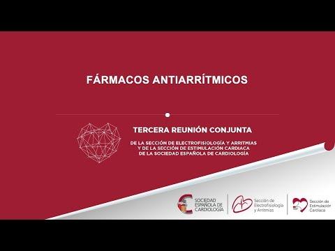 Uso de antiarrítmicos en diferentes escenarios clínicos
