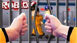 Real Life Roblox - ESCAPING ROBLOX PRISON IN REAL LIFE!
