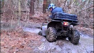 4. Polaris Sportsman 400 4x4