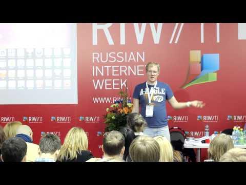 RIW2011: Мобильный маркетинг (Nordic Agency AB)