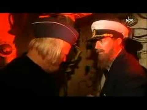 Das Boot sketch: 1 Euro