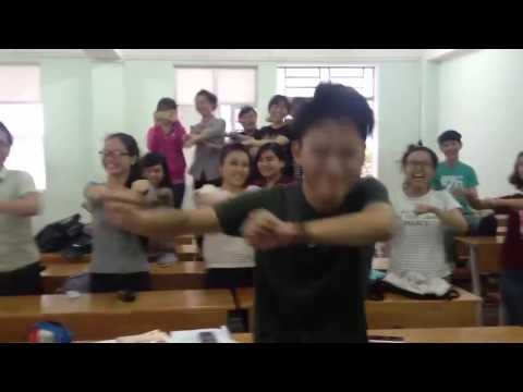 hình Video DJ - Vũ Điệu Cồng Chiêng Phiên Bản Sinh Viên - Vui Vãi :))