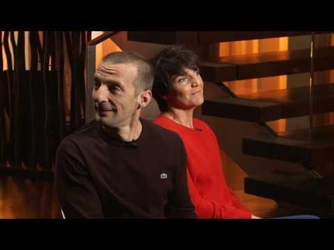De plus belle avec Mathieu Kassovitz et Florence Foresti - Coulisses emission cinema