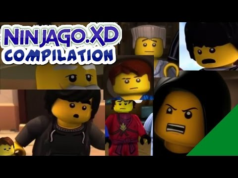Ninjago.XD - Ultimate Compilation (All Clips) - Series 1