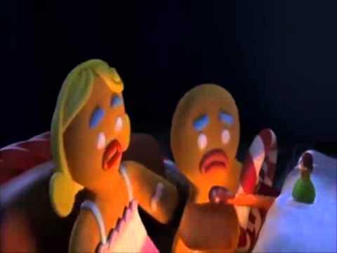 Gingerbread Man Horror
