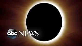 Parts of 14 states from Oregon to South Carolina will be cast into sudden darkness by the moon's shadow.