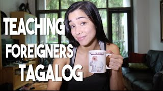 Sablayan Philippines  city photos : Teaching Foreigners to Speak Tagalog (Sablayan, Mindoro Philippines Vlog 72)