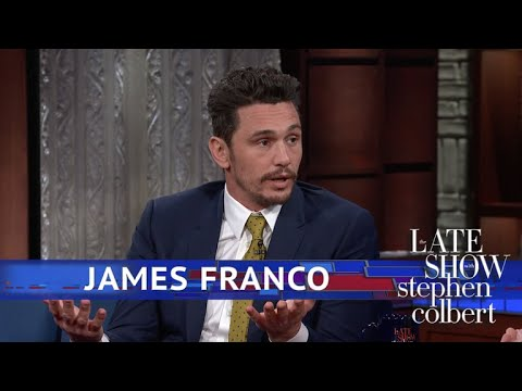 James Franco Supports 'Time's Up,' Addresses Recent Accusations