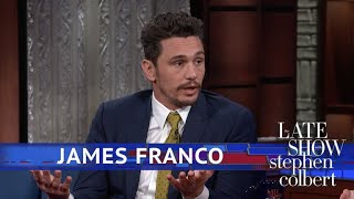 Video James Franco Supports 'Time's Up,' Addresses Recent Accusations MP3, 3GP, MP4, WEBM, AVI, FLV April 2018