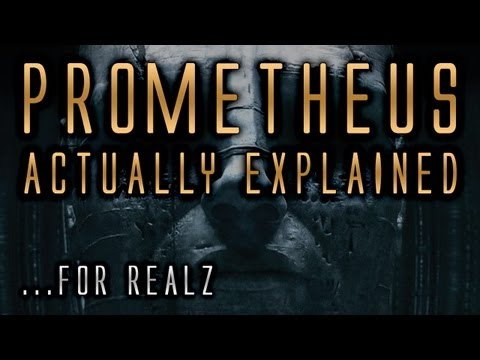 Prometheus - Here are MANY questions we gathered from the internet with MANY real answers. We recommend watching the full video for effect, but in which case you're impat...