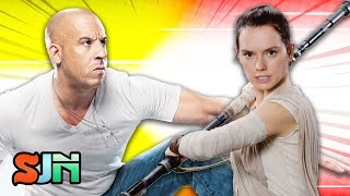 Nonton Fate of the Furious Just Beat Star Wars: The Force Awakens at the Box Office! Film Subtitle Indonesia Streaming Movie Download