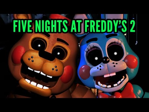 Back To The Job | Five Nights At Freddy's 2 - Part 1