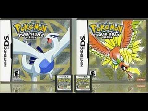 Pokémon Gold & Silver OST- Rival Battle Theme